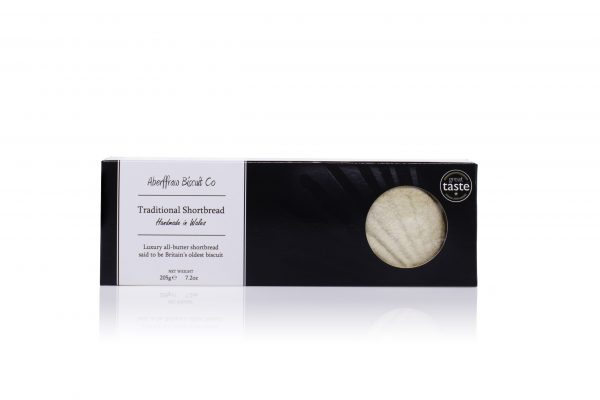 ABCR01 - Traditional Aberffraw Biscuits 205g box