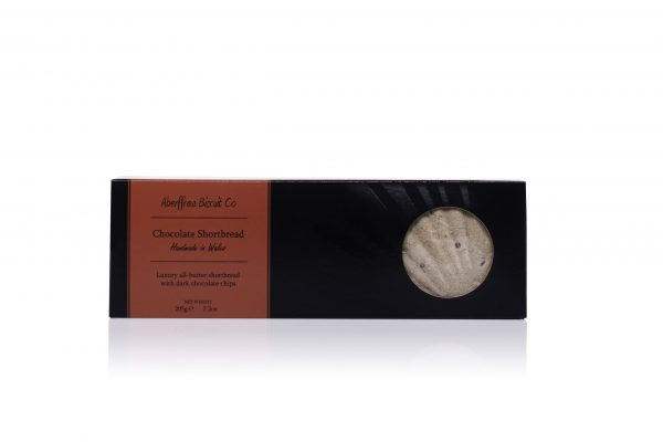 ABCR04 - Chocolate Aberffraw Biscuits 205g box