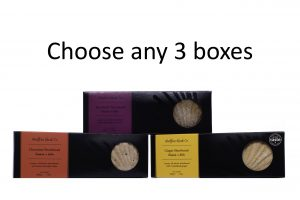 Aberffraw Biscuit Co choose any 3 boxes