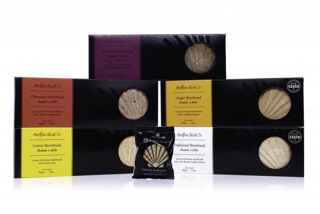 Aberffraw Biscuit Co full range