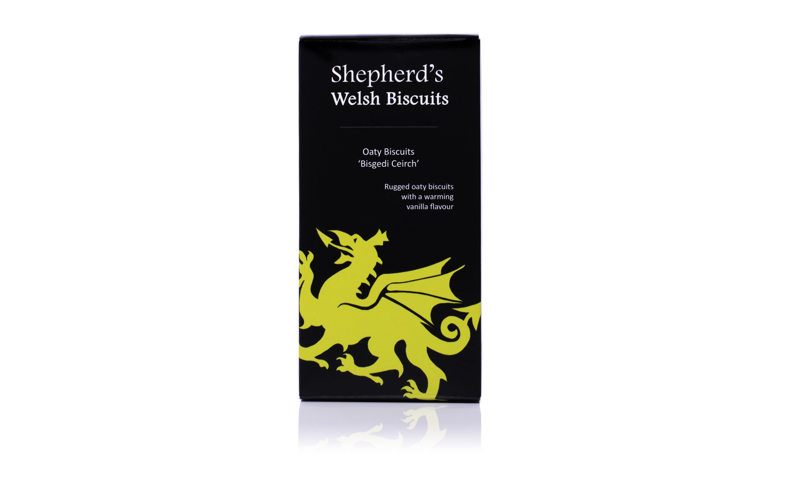 Shepherds Welsh Biscuits - Oaty 165g box