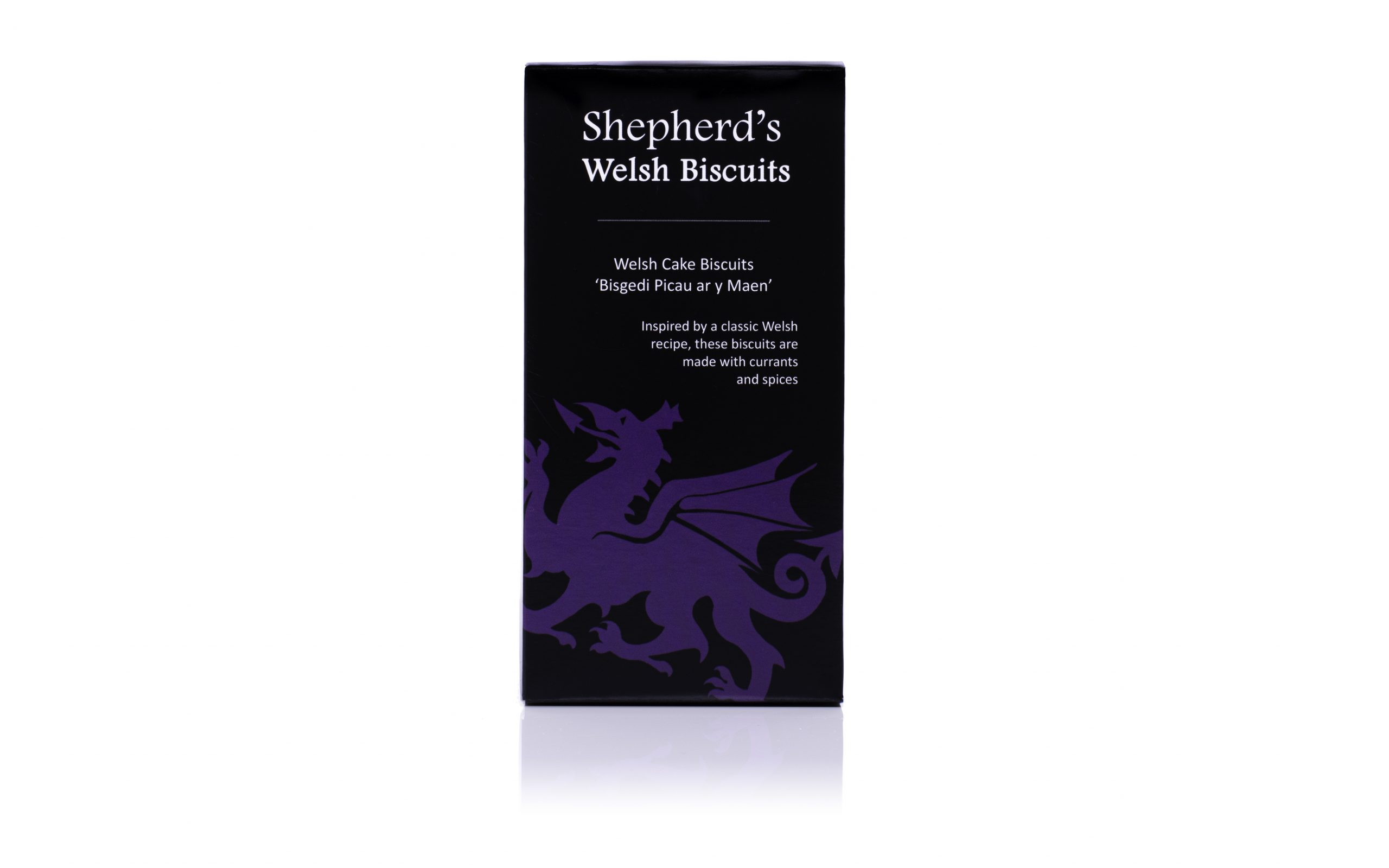 Shepherds Welsh Biscuits - Welsh Cake 165g box
